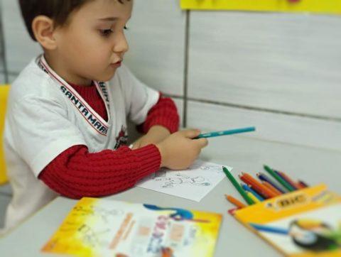 Ensino Infantil - Colégio Santa Marta